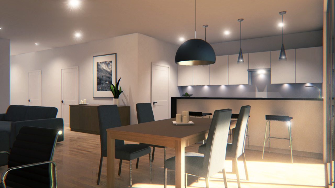 Creating An Interior Walkthrough In Unreal Engine And 3ds