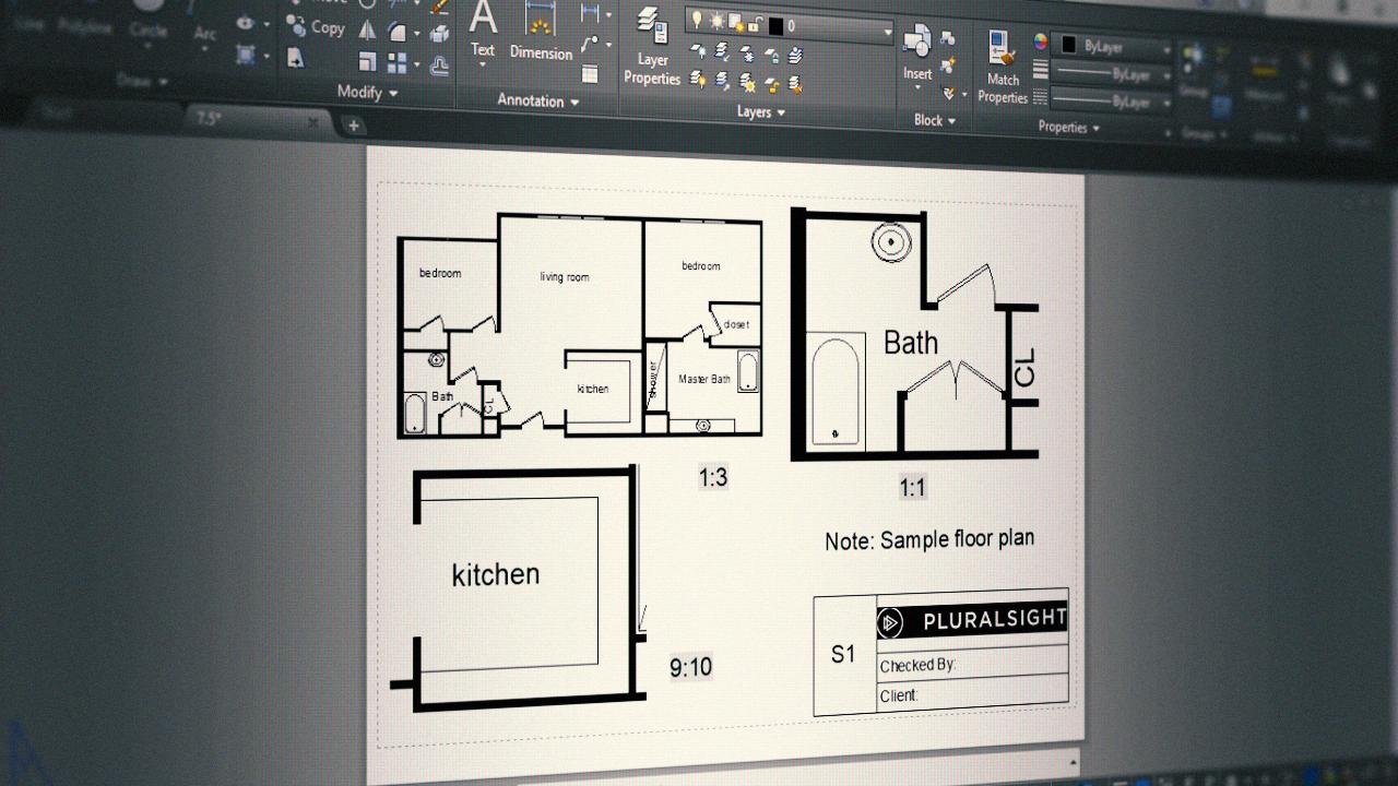 what is autocad lt 2018 tutorials basics pluralsight. Black Bedroom Furniture Sets. Home Design Ideas