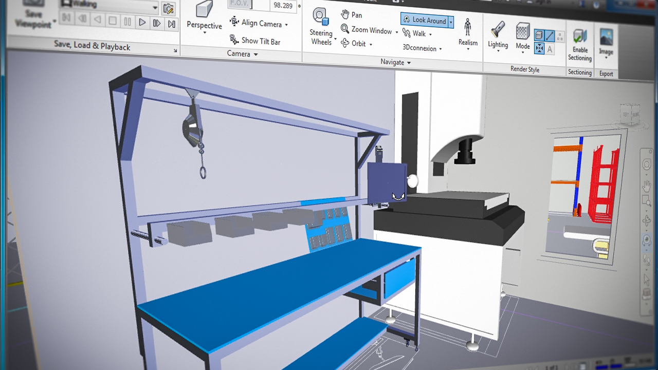 Introduction to Autodesk Factory Design Utilities