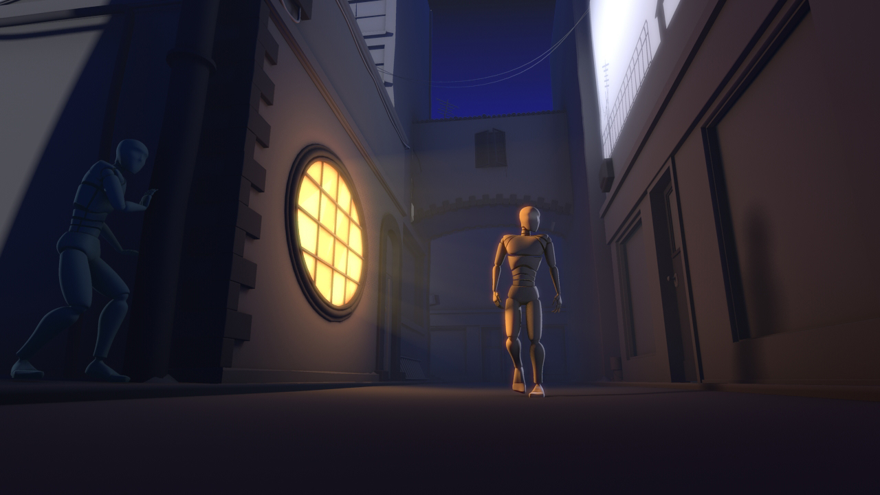 character lighting for guerrilla production in maya and nuke
