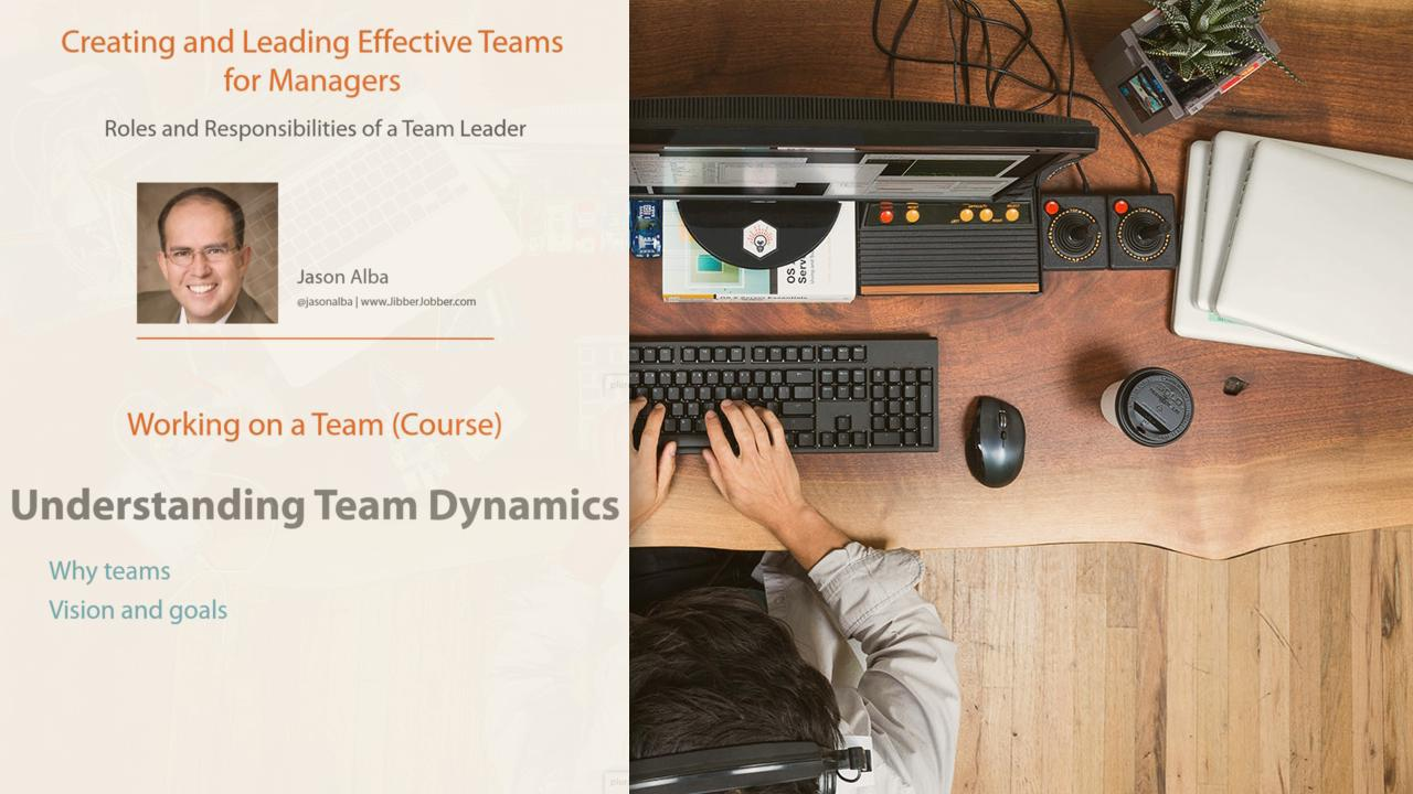 creating and managing effective teams essay Teams are groups of people with distinct yet harmonizing skills they have a specific aim in mind and divide responsibility among themselves to achieve.