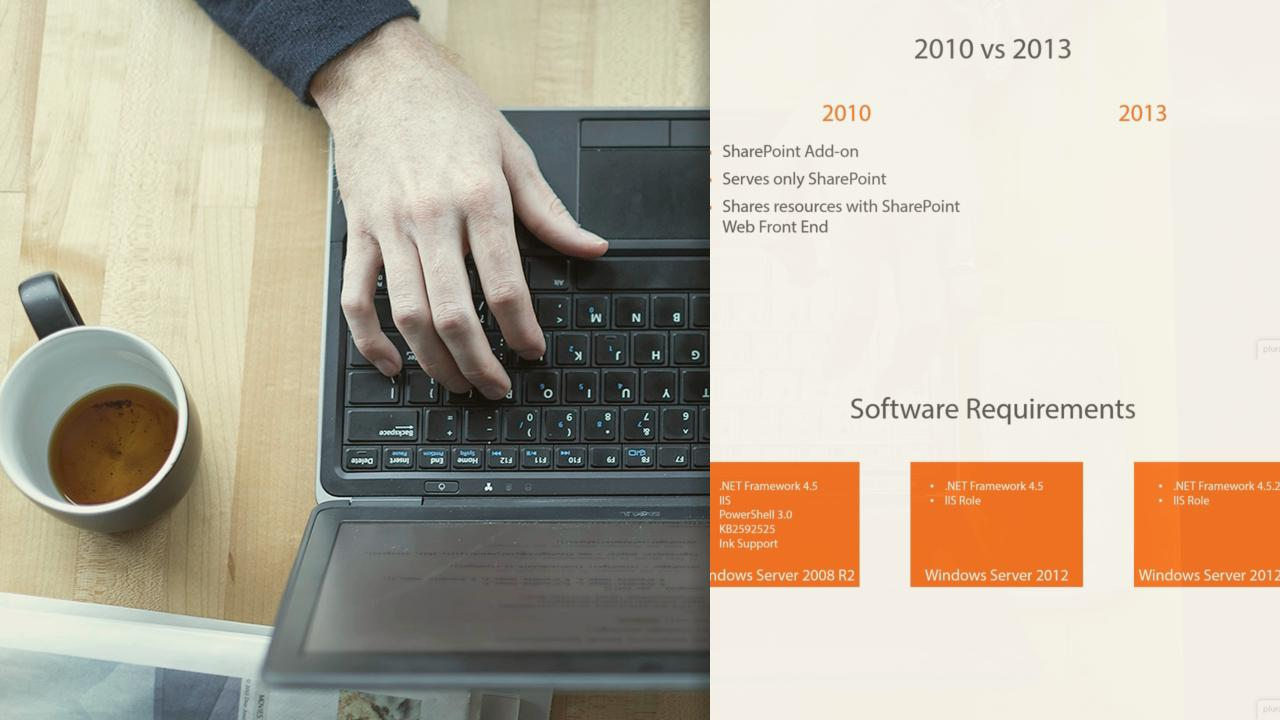 Planning and deploying office web apps 2013 pluralsight for Bureau plural