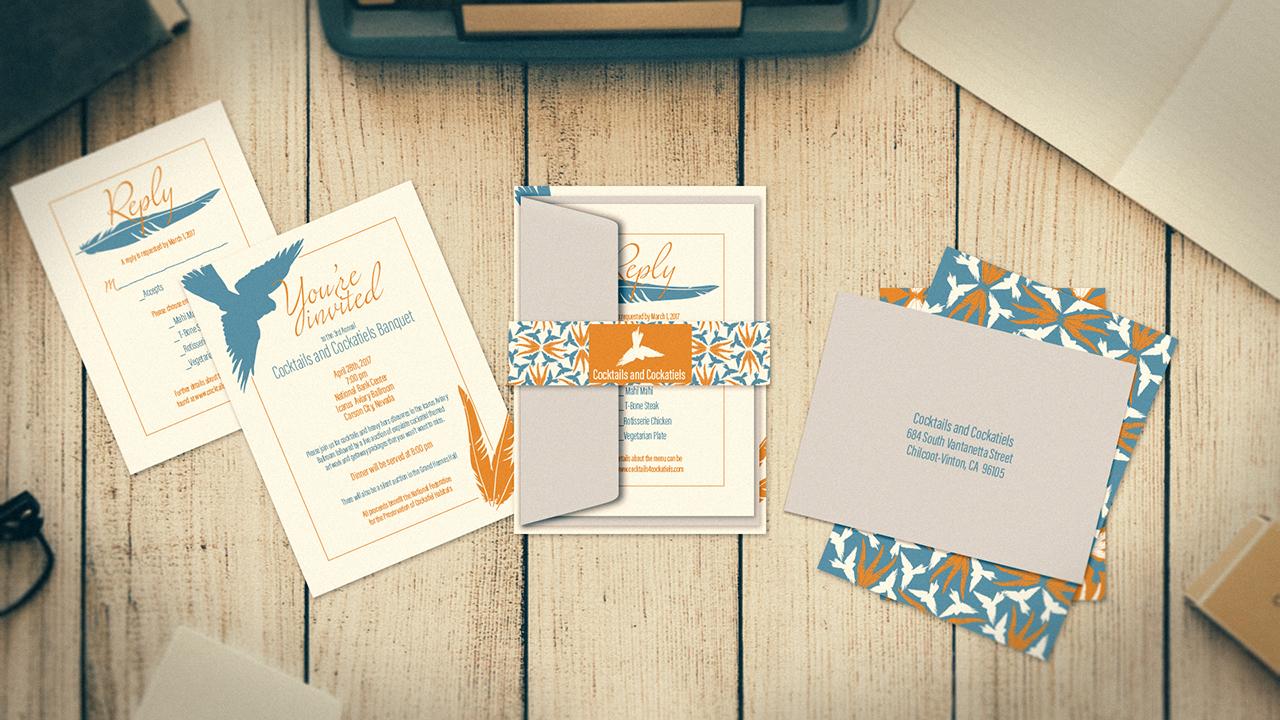 Designing a proper invitation in illustrator pluralsight stopboris Choice Image