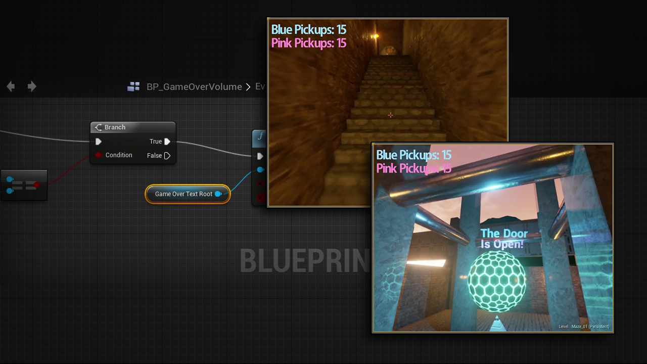 Creating gameplay systems using blueprint features in unreal engine creating gameplay systems using blueprint features in unreal engine pluralsight malvernweather Choice Image