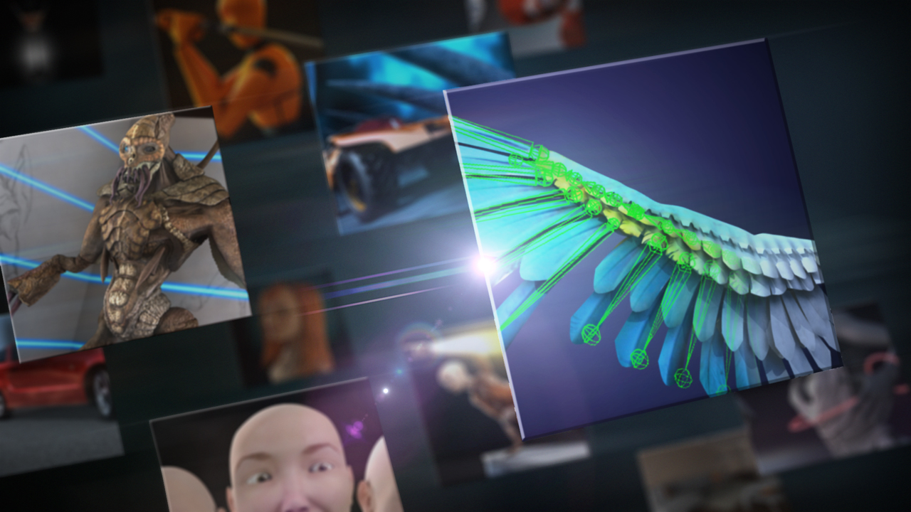 Introduction to 3d in after effects cs5 5 pluralsight for Habitacion 3d after effects