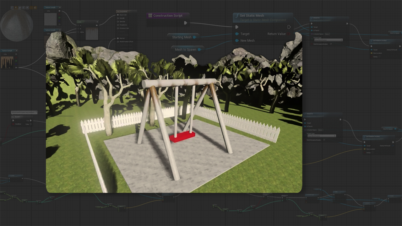 Introduction to construction script in unreal engine 4 pluralsight malvernweather Image collections