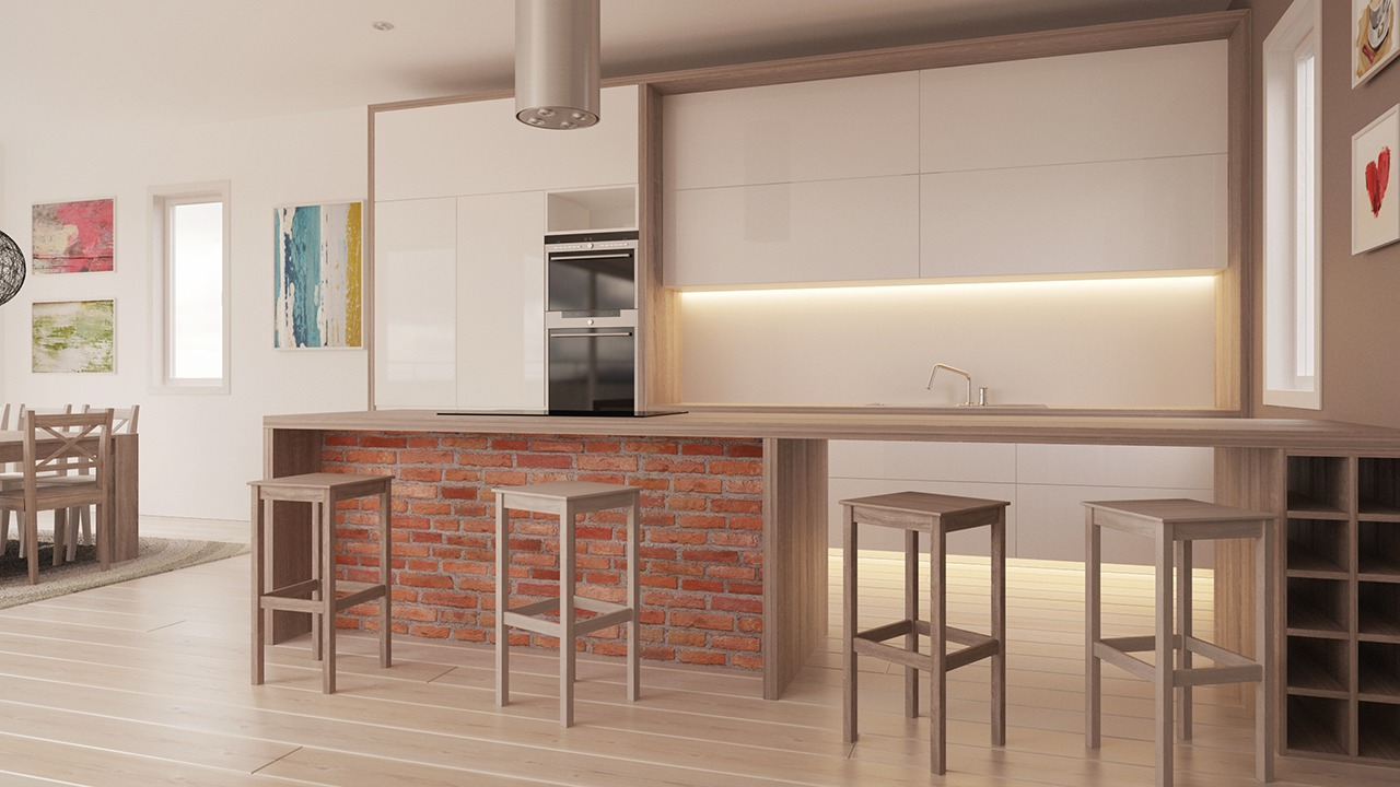 Creating a kitchen visualization in 3ds max and v ray for Kitchen furniture 3ds max free