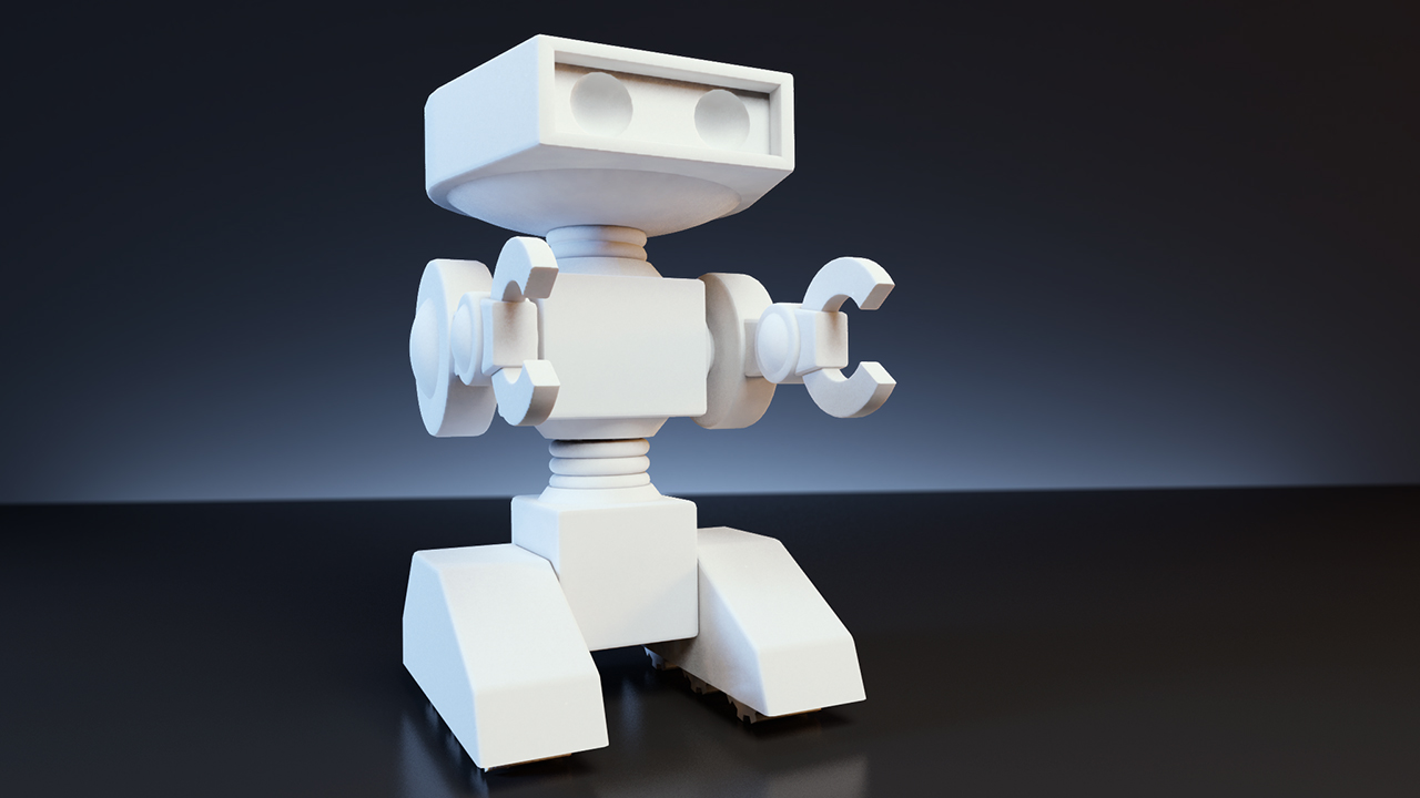 Modeling An Articulated Character For 3d Printing With