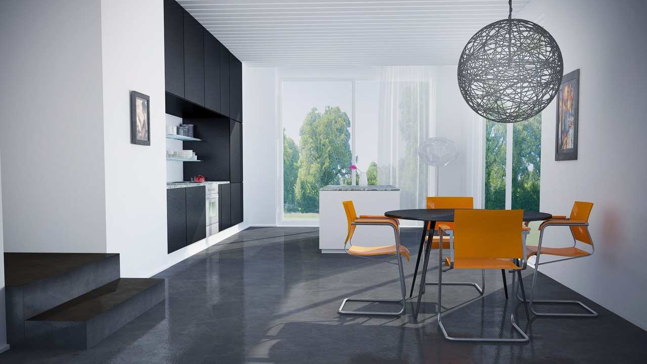 Creating a Modern-Style Interior Scene in CINEMA 4D and V-Ray ...