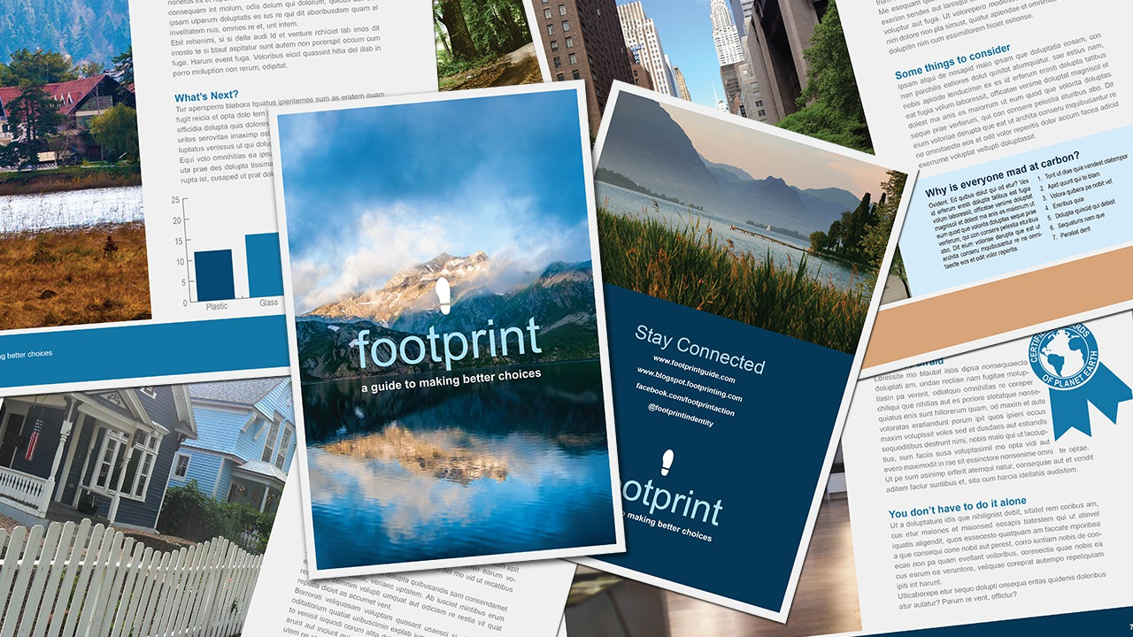 Creating A MultiPage Brochure Layout In InDesign Pluralsight - Brochure template for indesign