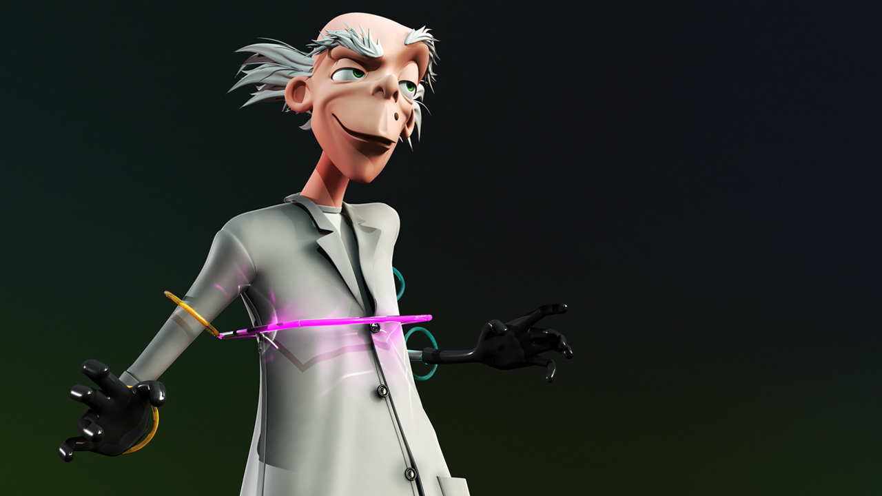 Character Design Cinema 4d Tutorial : Rigging cartoon characters in cinema d pluralsight