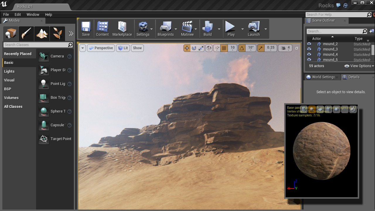 Creating rock structures for games in zbrush and unreal engine creating rock structures for games in zbrush and unreal engine pluralsight malvernweather Image collections