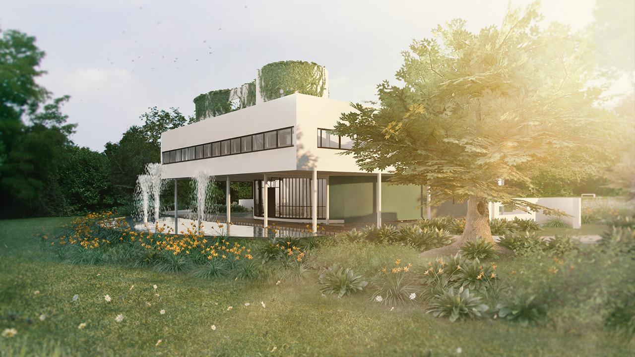 Ds Max Design Architectural Visualization