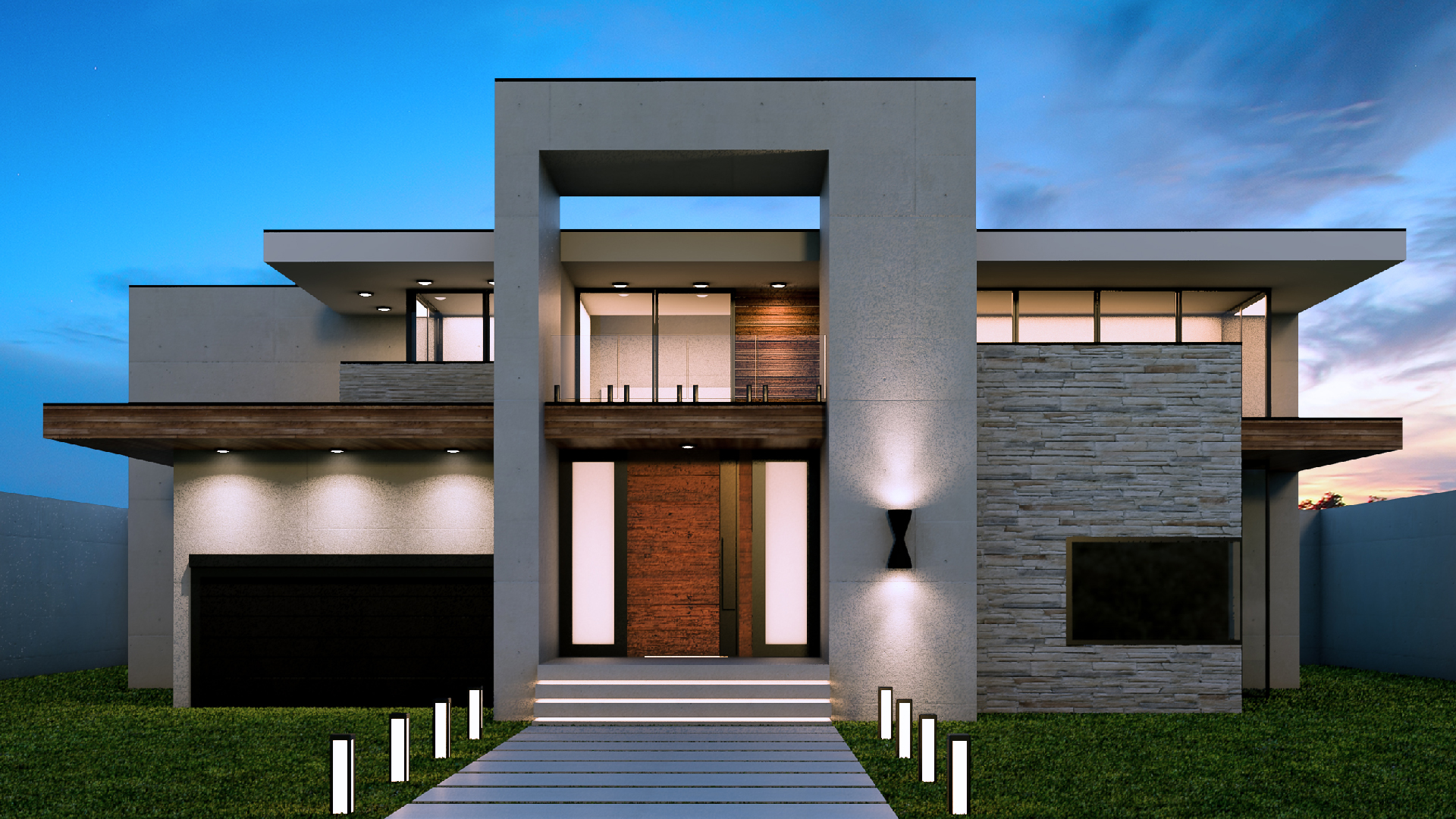 Exterior rendering strategies with v ray and 3ds max for Exterior 3d rendering