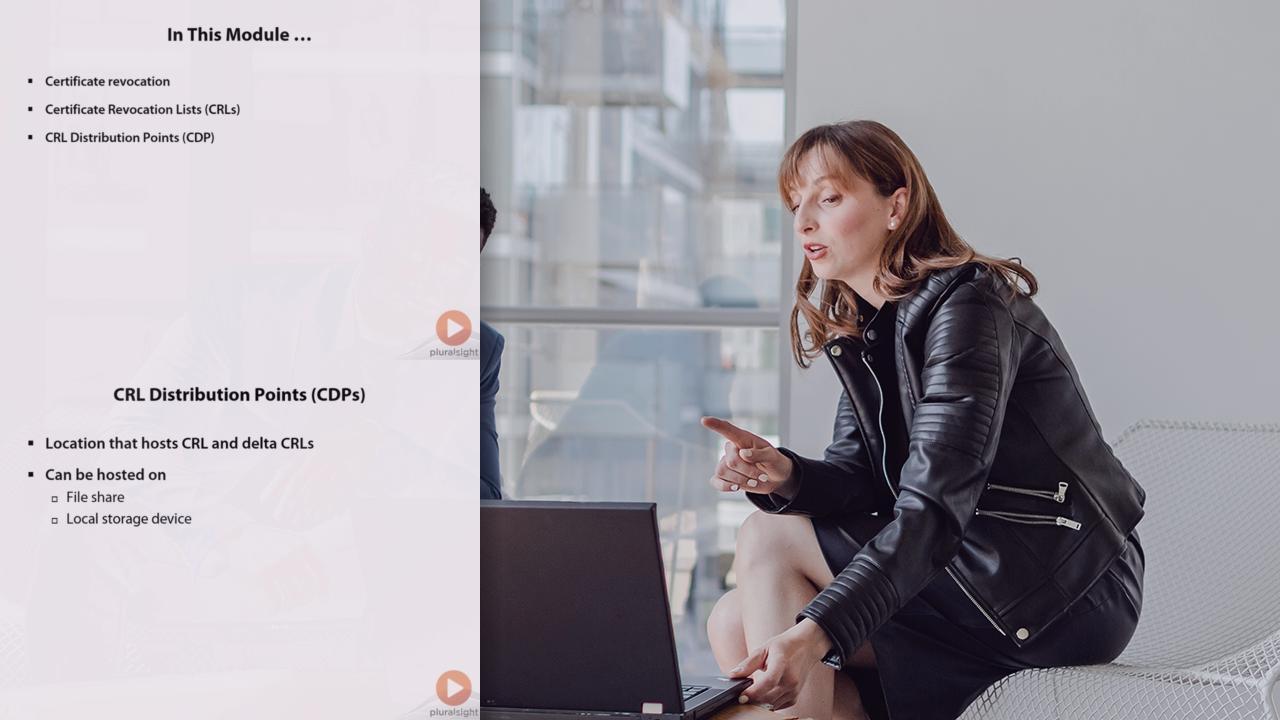 Windows Server 2012 R2 Certificate Services Pluralsight