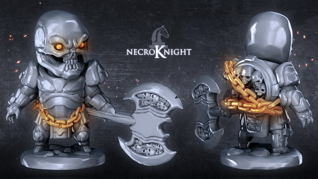 3d Character Design Books : Sculpting the necroknight with zbrush pluralsight